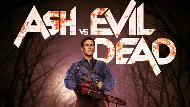 Laughs and Gore: Ash vs The Evil Dead